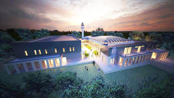 Mosque proposal